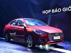 Giá xe Hyundai Accent 2018 mới nhất tháng 6/2018