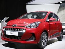 Giá xe Hyundai Grand i10 2018 mới nhất tháng 6/2018