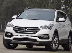 Giá xe Hyundai Santa Fe 2018 mới nhất tháng 6/2018
