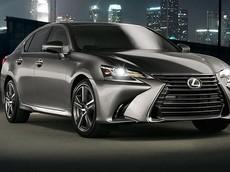 Giá xe Lexus GS 2018 mới nhất tháng 6/2018