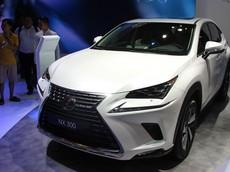 Giá xe Lexus NX 2018 mới nhất tháng 6/2018