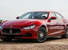 Bảng giá xe Maserati 2018 mới nhất tháng 6/2018