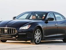 Giá xe Maserati Quattroporte 2018 mới nhất tháng 6/2018