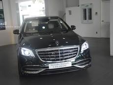 Giá xe Mercedes-Benz S-Class 2018 mới nhất tháng 6/2018