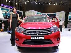 Giá xe Suzuki Celerio 2018 mới nhất tháng 6/2018