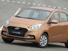 Sai cơ cấu phanh, 178 xe Hyundai Grand i10 bị triệu hồi ở Việt Nam