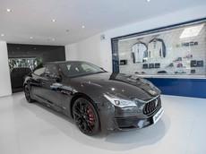 Hàng hiếm Maserati Quattroporte Nerissimo Edition cập bến Việt Nam