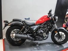 Giá xe Honda Rebel 500 2018 mới nhất tháng 6/2018