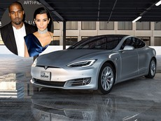 """Vợ chồng cô Kim """"siêu vòng ba"""" tậu sedan 4 chỗ nhanh nhất thế giới"""