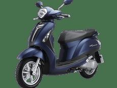 Bảng giá xe máy Yamaha 2018 mới nhất tháng 6/2018