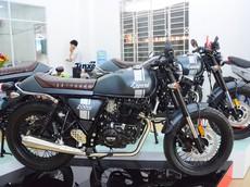 Đánh giá nhanh mẫu café racer GPX Legend 200 có giá bán 63 triệu Đồng