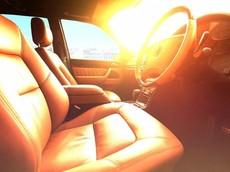 Xe ô tô đỗ ngoài nắng chỉ cần 1 giờ để làm chết người
