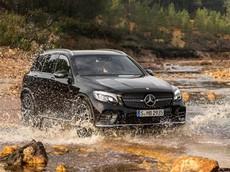 Có hay không chuyện lội nước đường ngập, nước lọt vào cầu của xe Mercedes-Benz GLC?