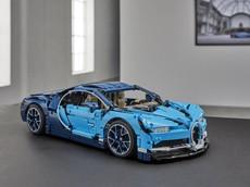 Mô hình LEGO siêu xe Bugatti Chiron là món quà 1/6 tuyệt nhất cho thiếu nhi