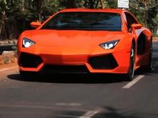 Nhìn chiếc Lamborghini Aventador này, thật khó để biết đây thực chất là Honda Accord