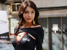 Mê mẩn vẻ đẹp nóng bỏng của người mẫu xứ Hàn, Song Ga Ram