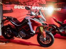 Cận cảnh Ducati Multistrada 1260 Pikes Peak giá 1,2 tỷ tại Việt Nam