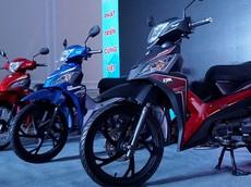SYM Angel 2018 trở lại với động cơ 110cc, giá dự kiến 17 triệu đồng