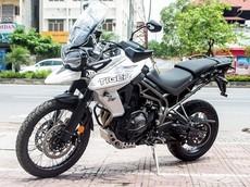 Đánh giá nhanh Triumph Tiger 800 2018 tại Việt Nam