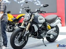 Đánh giá nhanh Ducati Scrambler 1100 - Naked bike mạnh mẽ dành cho các biker