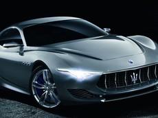 Maserati Alfieri - Xe coupe có tốc độ 300 km/h, cạnh tranh Tesla Roadster