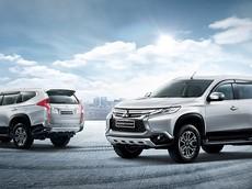 Giá xe Mitsubishi Pajero Sport 2018 mới nhất tháng 6/2018
