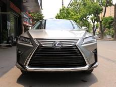Đánh giá nhanh crossover hạng sang 7 chỗ ngồi Lexus RX350L đầu tiên về Việt Nam