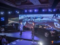 Mercedes-Benz S-Class 2018 chính thức ra mắt Việt Nam, giá từ 4,199 tỉ đồng