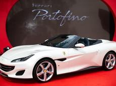 Sau Singapore, siêu xe mui trần Ferrari Portofino tiếp tục ra mắt Đông Nam Á