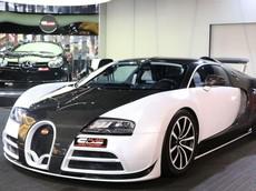 Cận cảnh kiệt tác Bugatti Veyron độ Mansory đang rao bán 55,719 tỷ Đồng