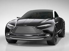 Aston Martin sản xuất xe crossover là để phục vụ khách hàng Trung Quốc