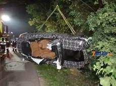Chưa ra mắt, BMW 8-Series 2019 đã dính vào tai nạn chết người