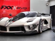 Ferrari FXX K Evo được chào bán với mức giá siêu đắt 126 tỷ Đồng