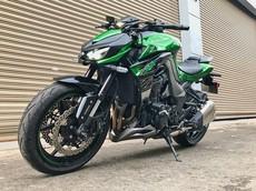 Bảng giá xe Kawasaki tháng 6/2018: Kawasaki Z300 giảm giá