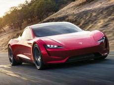 Tỷ phú Elon Musk nói Tesla Roadster mới sẽ gói tùy chọn... lắp động cơ đẩy tên lửa