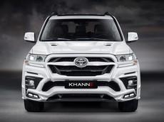 Toyota Land Cruiser 2018 cực hầm hố với bản độ KHANN Design