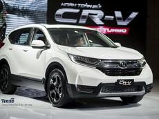 10 xe ô tô bán chạy nhất thị trường Việt Nam tháng 5/2018: Honda CR-V đã hạ nhiệt