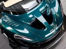 """Hãng độ Lanzante """"nhá hàng"""" siêu phẩm McLaren P1 GT Longtail"""