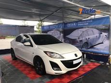 Công nghệ rửa xe không chạm là gì? Có sạch và an toàn hay không?