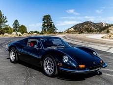 """Ferrari Dino """"mang hồn"""" F40 – giấc mơ tốc độ trong vẻ ngoài cổ điển"""