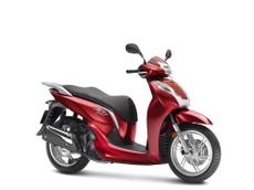 Honda SH 300i 2018 ra mắt với màu sắc mới, tăng giá 20 triệu