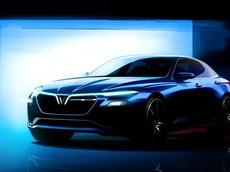 Rò rỉ hình ảnh thực tế đầu tiên của 2 mẫu xe được cho là ô tô Vinfast