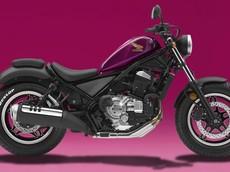 Honda Rebel 1000 sắp ra mắt, có thể dùng động cơ Africa Twin