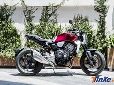 Honda CB1000R bất ngờ xuất hiện tại đại lý tư nhân ở Hà Nội