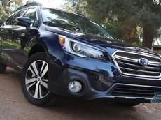 Đánh giá Subaru Outback 2018 - Mẫu wagon suýt chút nữa là hoàn hảo