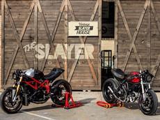 Chiêm ngưỡng Ducati Streetfighter S và Scrambler mang bóng dáng Cafe Racer cực chất