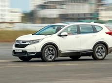 Từ 1/7/2018, Honda CR-V tăng giá thêm 10 triệu đồng cho cả 3 phiên bản