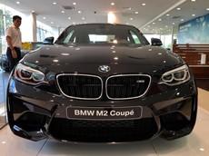 Thêm xe hiệu suất cao BMW M2 xuất hiện tại Việt Nam