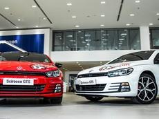 Volkswagen Scirocco khuyến mãi 40 triệu từ nay đến hết tháng 7
