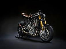 """Đã mắt với bản độ Cafe Racer từ xế """"cổ"""" Yamaha TRX850"""